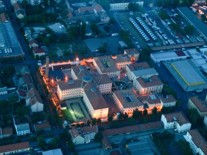 Szegedi csillagbörtön.