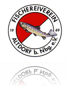 Fischereiverein altdorf for Spiegel geschichte logo