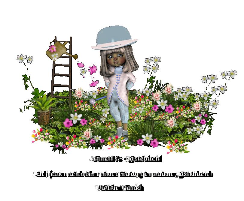 Gästebuch Banner - verlinkt mit https://www.annetts-reich.de