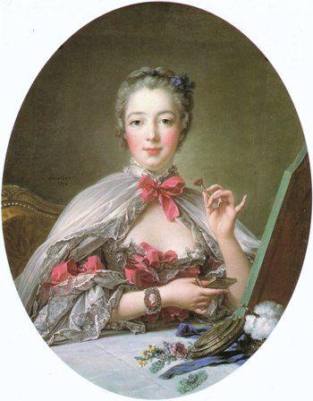 Madame de Pompadour (1758, François Boucher)