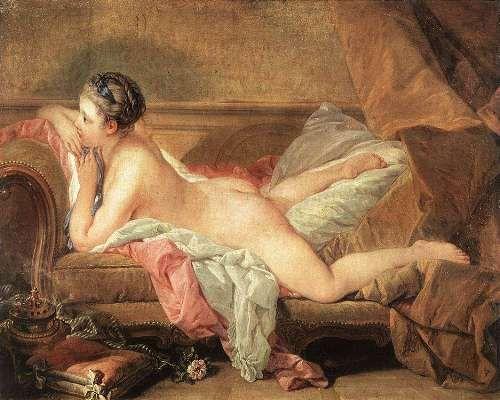 Marie-Louise O´Murphy (1752, François Boucher)