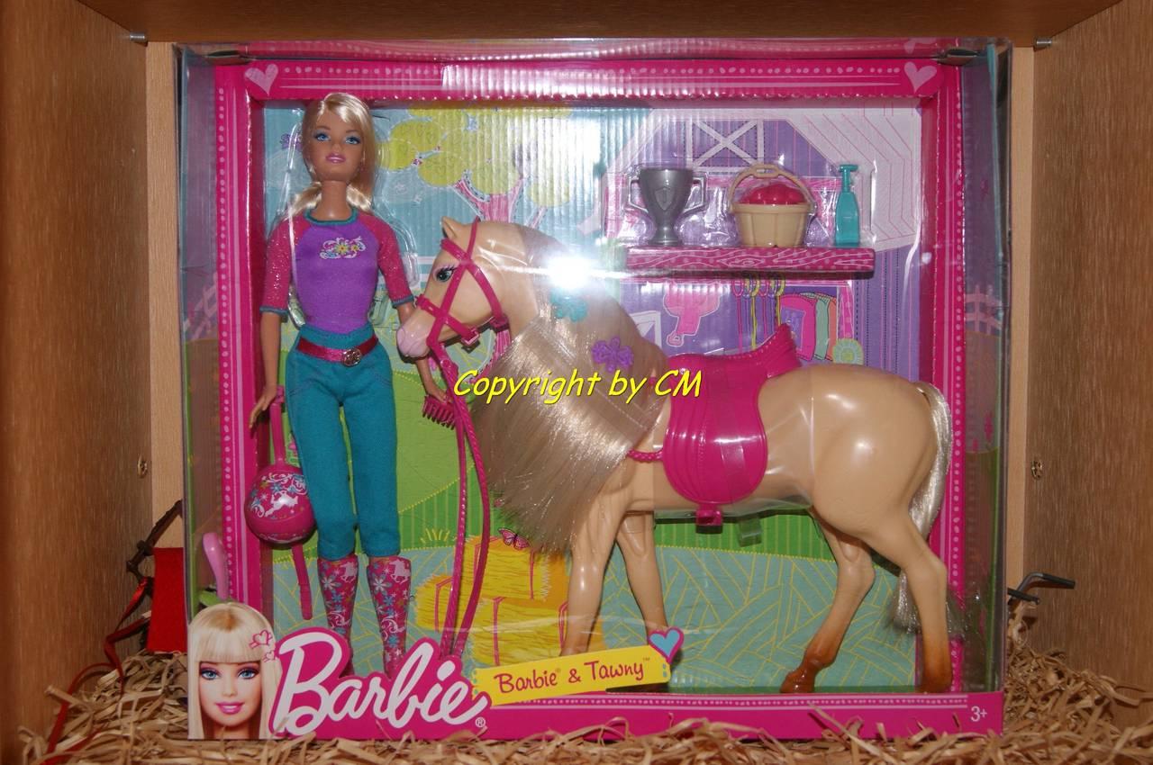 barbie und die pferde