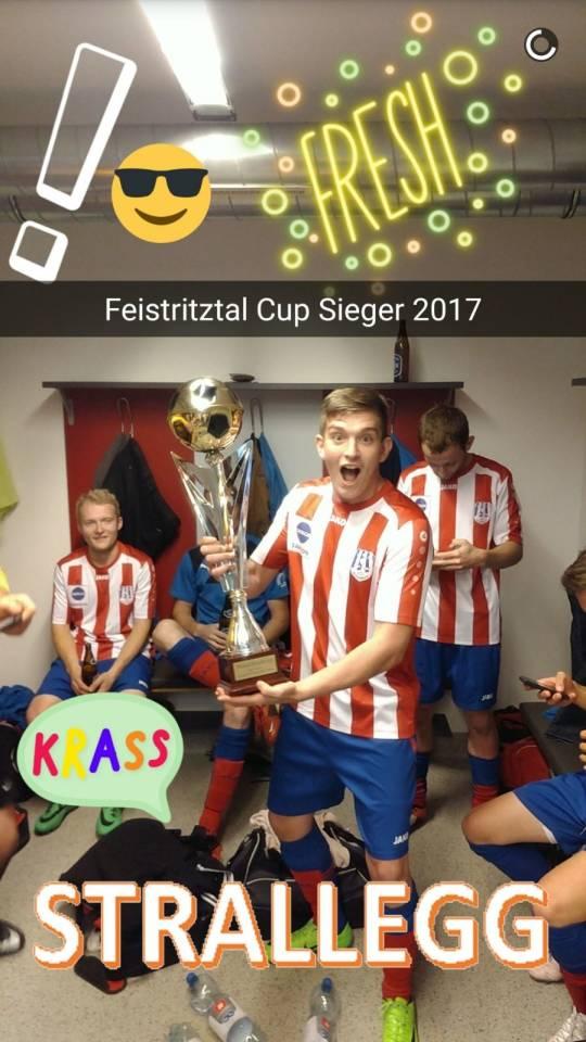 Sieger Feistritztalcup 2017   UFC Miesenbach