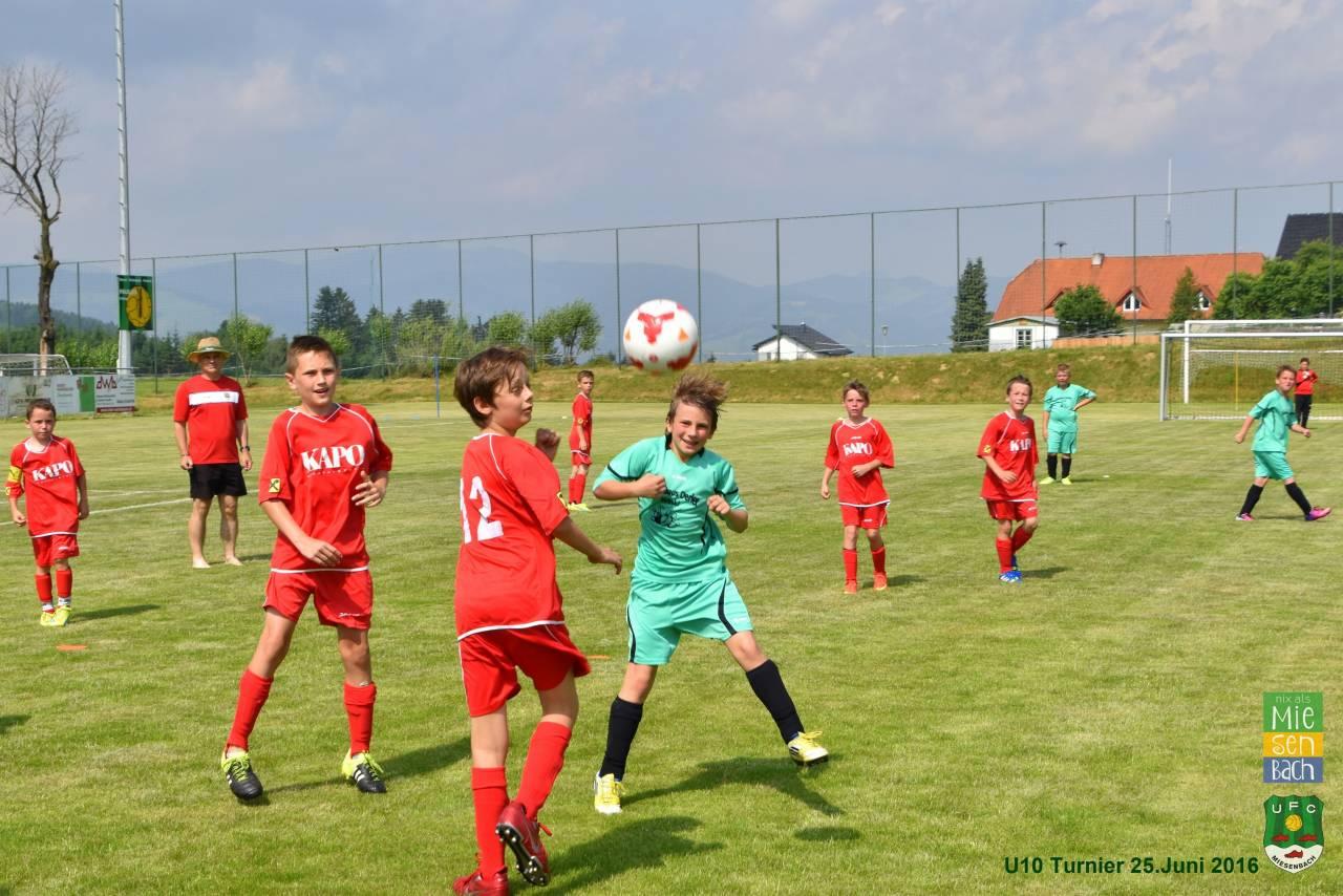 U10 Spiel gegen Pöllau