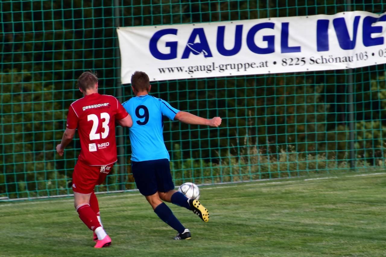 Feistritztalcup 2016: Waisenegg gegen Strallegg  1:3