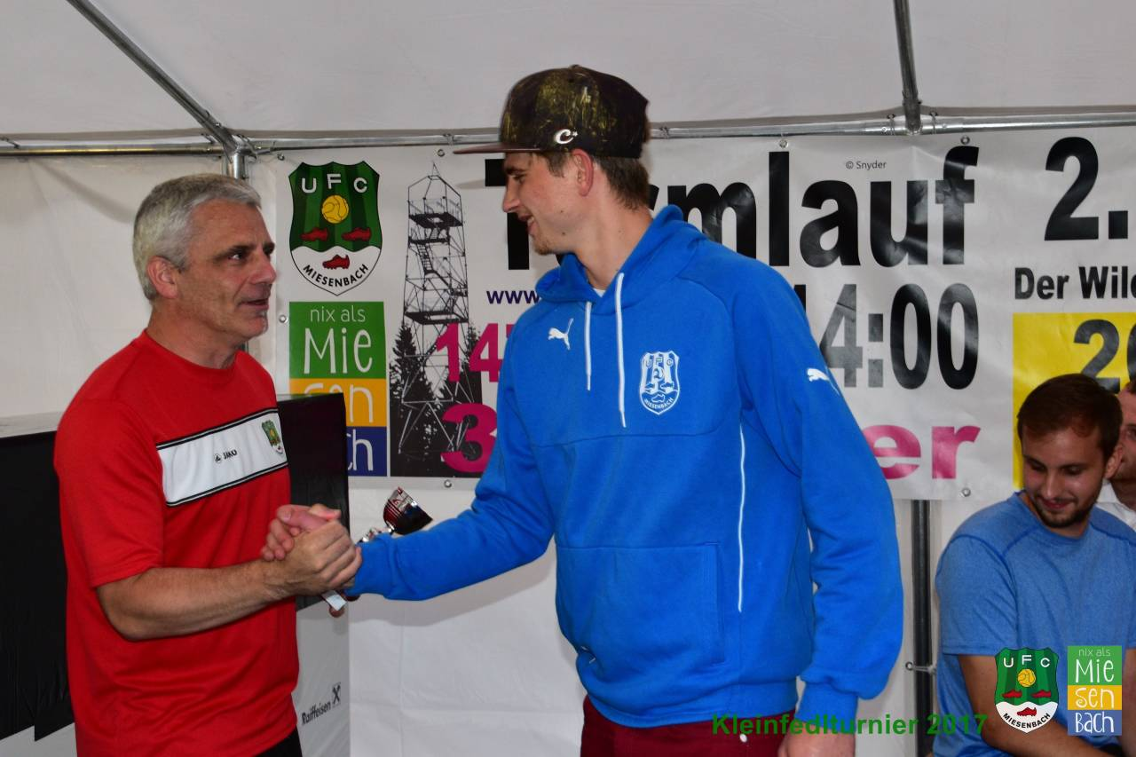 Torschützenkönig Christoph Paunger