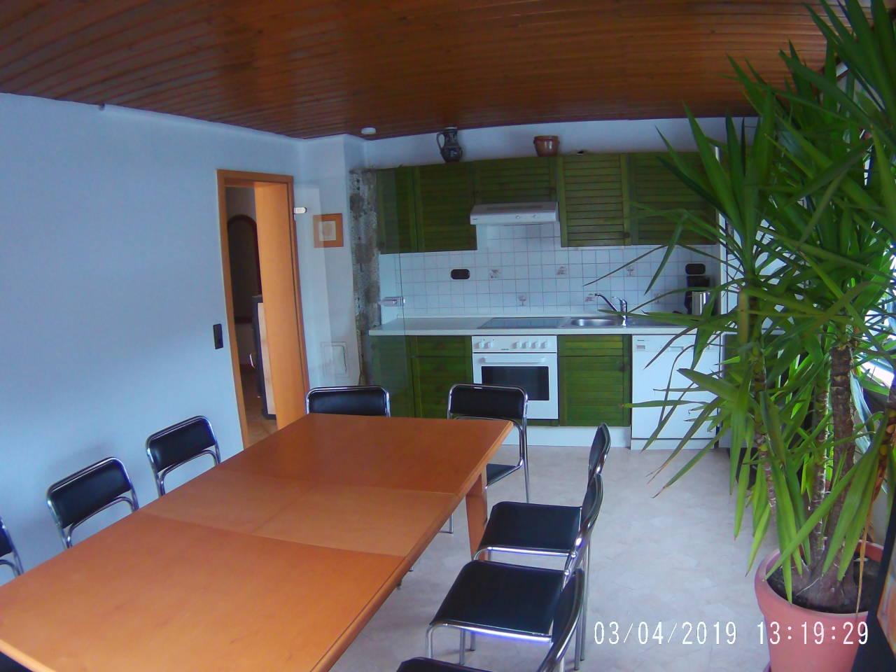 Wohnküche / Veranstaltungsraum