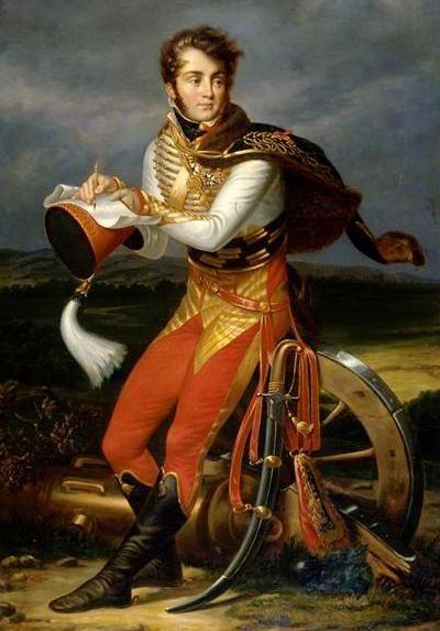 Le général Baron Louis-François Lejeune (um 1810, Jean-Urbain Guerin)