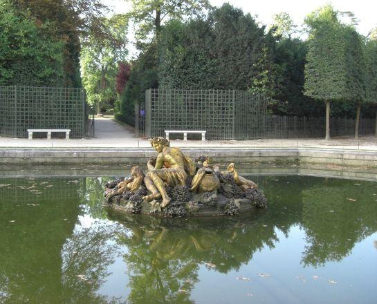 Bassin de Bacchus -- © 2009 by Janine Schreiber