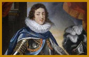 Versailles zu Zeiten Louis´ XIII.