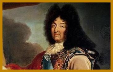 Versailles zu Zeiten Louis´ XIV.