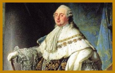 Versailles zu Zeiten Louis´ XVI.