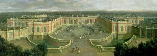 Le Grand Trianon (1722, Pierre-Denis Martin)