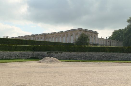 Grand Trianon -- © 2010 by J.S.