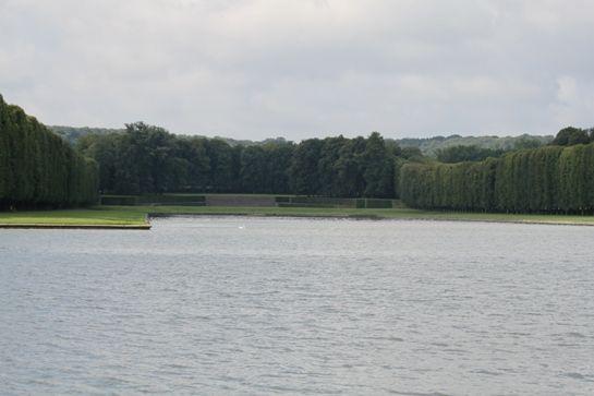 Blick auf den Standort der ehemaligen Ménagerie -- © 2010 by J.S.
