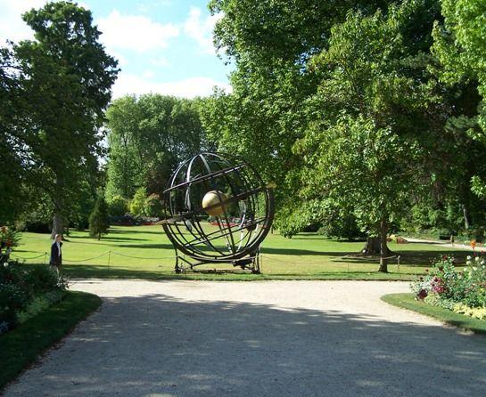 Eingang zum Jardin -- © 2009 by Janine Schreiber