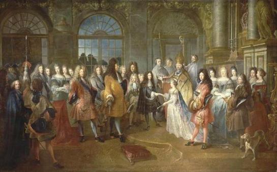 1715, von Antoine Dieu