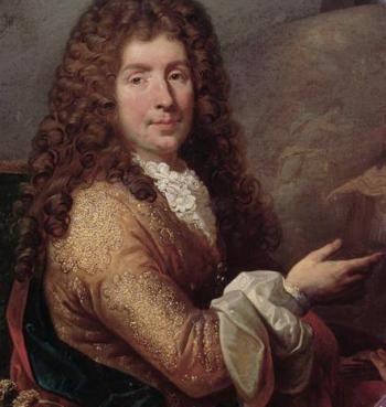 Charles Le Brun (Nicolas de Largillière)