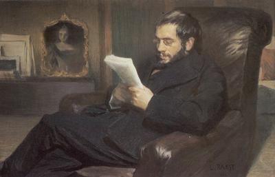 Alexander Benois (1898, Léon Bakst)