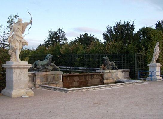 Fontaine du Soir -- © 2009 by Janine Schreiber