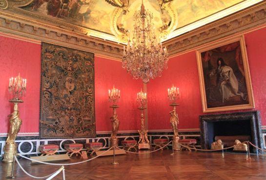 Schloss versailles for Salon d apollon