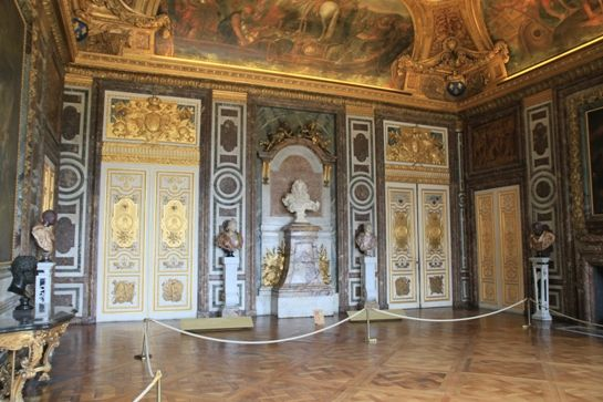 Schloss versailles for Salon de versailles