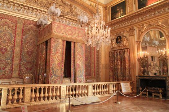 4) das prunkschlafzimmer von ludwig xiv dort hielt er das, Schlafzimmer ideen