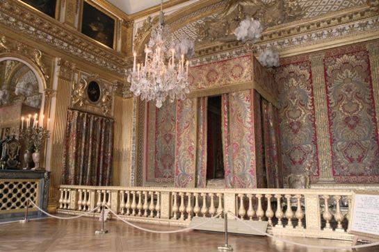 Château De Versailles Ludwig Xiv Schlafzimmer