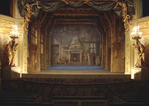 im Theater der Königin -- © 2009 by Janine Schreiber