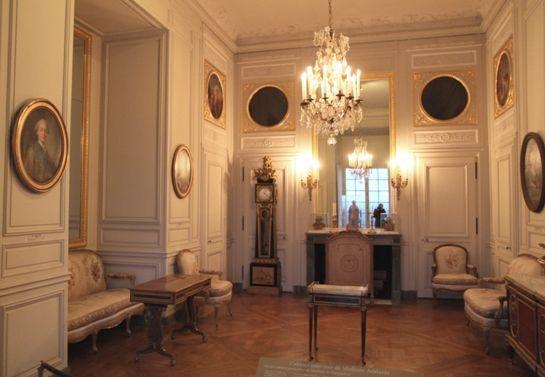 2010 by janine schreiber for Chateau de versailles interieur