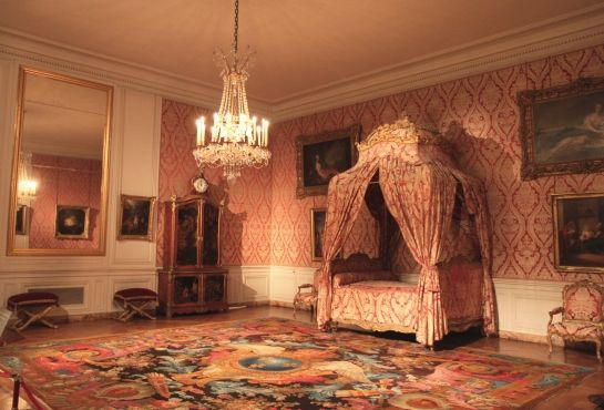 Schlafzimmer Versailles   Schloss Versailles