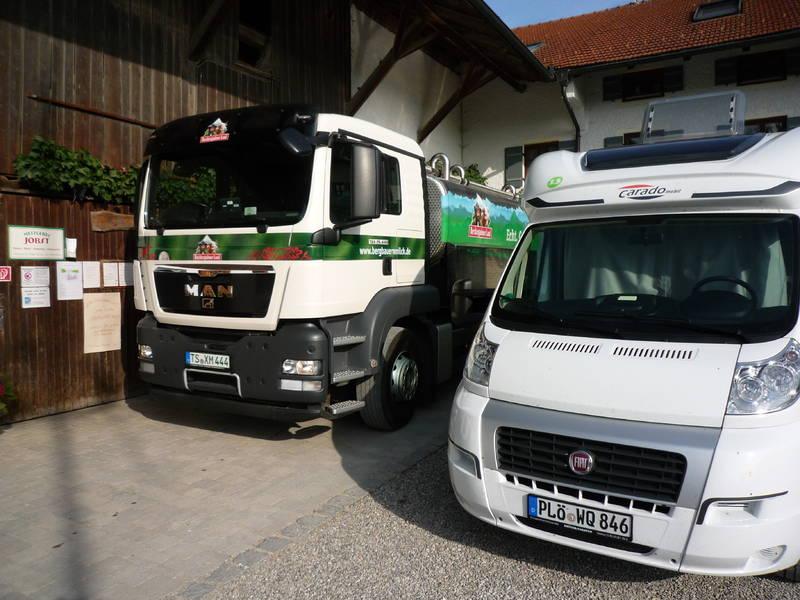 nach slowenien mit dem wohnwagen
