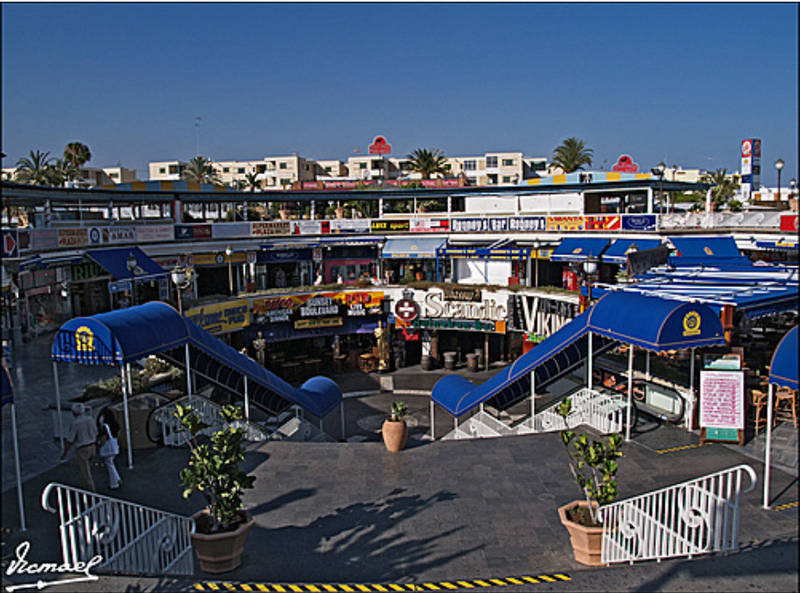 Playa Del Ingles Partymeile