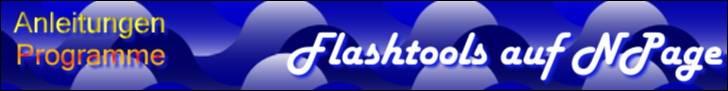 Kostenlose Flashprogramme bei NPage nutzen