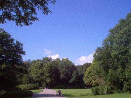 Park Schloß Borbeck