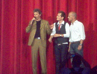 Lichtrburg-Premiere Jasper