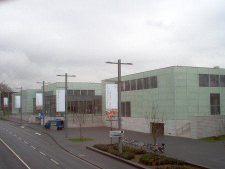 Folkwangmuseum - Ansicht Neubau 2010