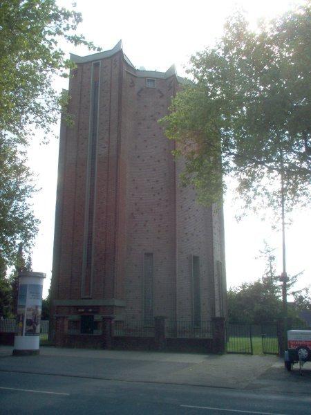 Wasserturm Essen-Frillendorf