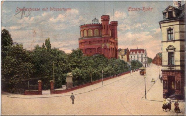 Wasserturm Steeler Straße