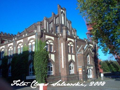 Lohnhalle Zeche Bonifatius