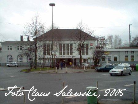 Bahnhof Essen-West
