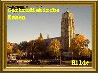 Essen: Gertrudiskirche