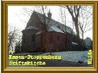 Essen-Stoppenberg: Stiftskirche Maria in der Not