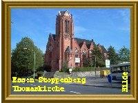 Essen-Stoppenberg: Ev. Thomaskirche