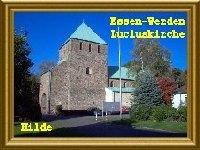 Essen-Werden: Luciuskirche