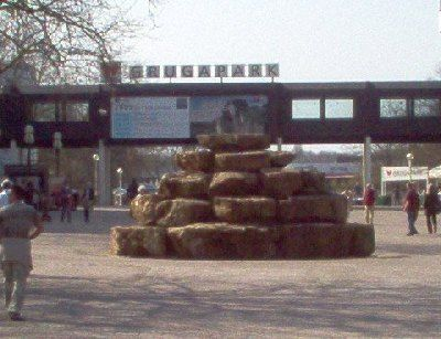 Eingang Grugapark