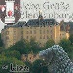 Gruß aus Blankenburg