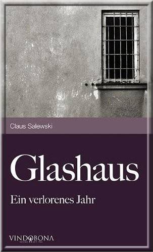 Buch Glashaus von Claus Salewski