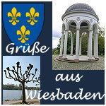 Gruß aus Wiesbaden