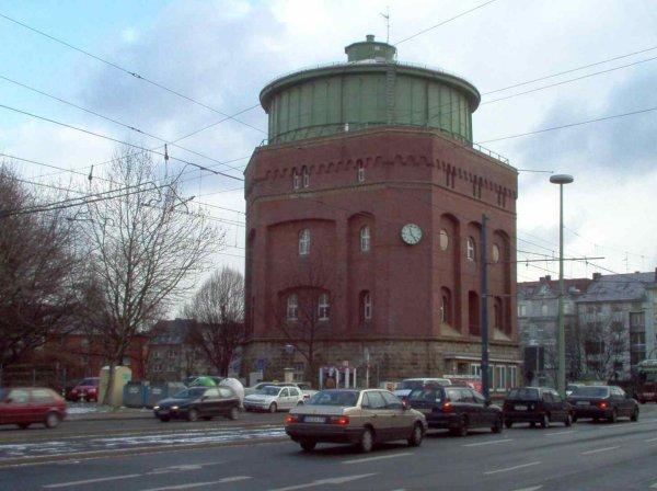 Wasserturm Steeler Straße heute